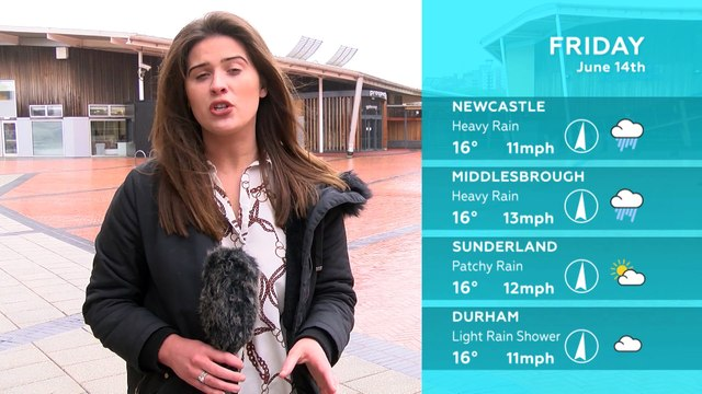 WEATHER: June 14th 2019