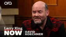 David Koechner reflects on his year-long stint on 'SNL'