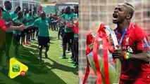 Sadio Mané accueilli en héros à son arrivée en sélection nationale