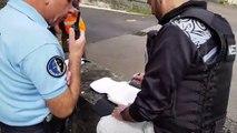 Les gendarmes en exercice de gestion de crise à Montbard