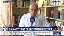 """Didier Schuller, ancien élu RPR des Hauts-de-Seine: """"La véritable peine que Patrick Balkany mérite c'est l'inéligibilité"""""""
