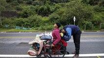 Internacional | Odisea en silla de ruedas para escapar de Venezuela