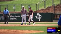 High School Baseball - Magnolia West Mustangs vs. Georgetown Eagles - 6-1-2019 - GAME 3