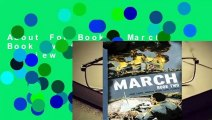 About For Books  March: Book Two (March, #2)  Review