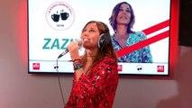 Zazie en live et en interview dans le Double Expresso RTL2 (14/06/19)