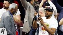 Kawhi Leonard Gets Finals MVP, Postgame Interview - Game 6 - 2019 NBA Finals