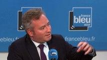 Jean-Baptiste Lemoyne, Secrétaire d'État auprès du ministre de l'Europe et des Affaires étrangères