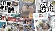 La présentation d'Eden Hazard au Real Madrid a ébloui la presse mondiale, Anthony Lopes a deux pistes pour quitter l'OL