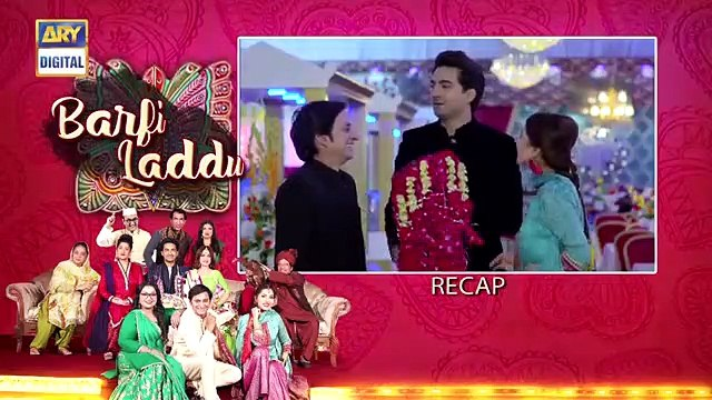 Barfi Laddu - Episode 3 13th June 2019 - ARY Digital Drama