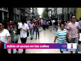 ¡Adiós piropos y chiflidos! El acoso callejero será castigado en la CDMX | Noticias con Yuriria