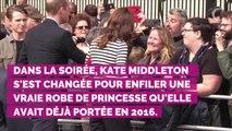 PHOTOS. Kate Middleton : la question trop mignonne d'une jeune fan sur sa tenue vestimentaire