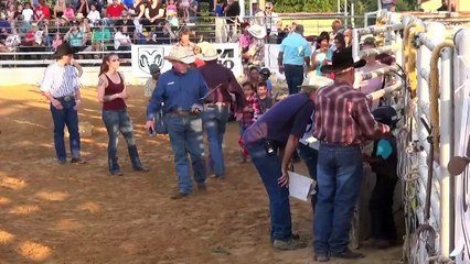 2018 75th Annual WCSP Georgetown Rodeo - Friday, June 22