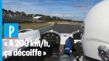 Piloter une voiture aux 24 heures du Mans : « Le plus dur, c'est le freinage »