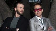 Robert Downey Jr. Sends Chris Evans A Birthday Greeting