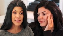 Kourtney Kardashian Disses Kylie Jenner & Her Billionaire Status In New Video