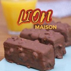 Lion maison