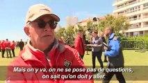 """Les sauveteurs des Sables-d'Olonne célébrés en """"héros français"""""""