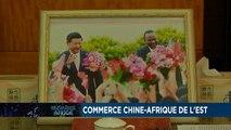Négociations commerciales Chine-Afrique de l'Est