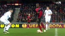 16e de finale Europa League Guingamp - Kiev (2-1)