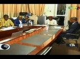 ORTM - Rencontre entre le Ministre de la jeunesse et la commission jeunesse et sport de la L'assemblée nationale