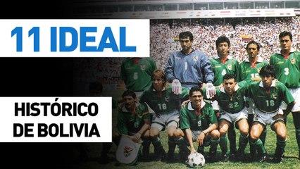 11 Ideal   (histórico de) Bolivia
