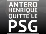 PSG - Antero Henrique s'en va