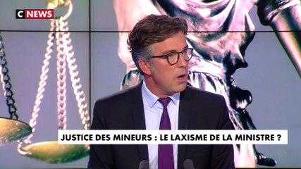 Jérôme Dubus - CNews jeudi 13 juin 2019