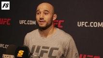 UFC 238: Marlon Moraes open workout interview