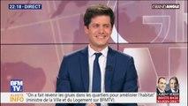 """Julien Denormandie sur sa vidéo en soutien aux Bleues: """"Même quand vous êtes ministre vous avez le droit de supporter des équipes"""""""