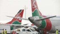 Kenya, CRISE FINANCIÈRE DE KENYA AIRWAYS