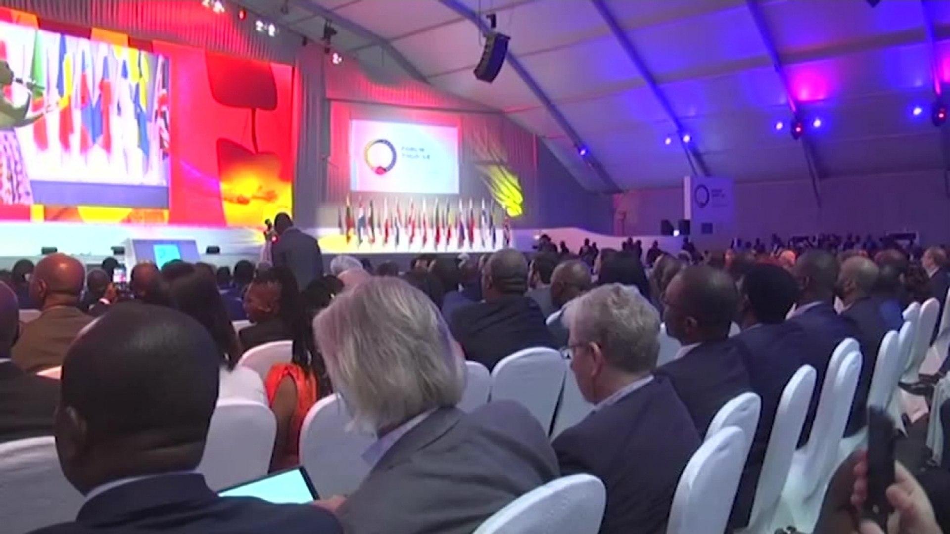 Togo, OUVERTURE DU FORUM TOGO - UNION EUROPÉENNE