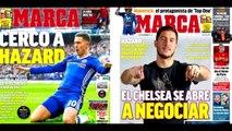 OFFICIEL : Eden Hazard signe au Real Madrid  ✅