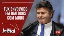 Contagem regressiva para a greve geral | Fux envolvido em diálogos com Moro | Seu Jornal 13.06.19