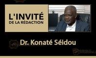 L'invité de la rédaction : Konaté Séidou, Directeur du CNTS