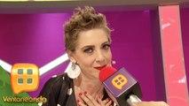 La última entrevista de Edith González a Ventaneando durante las grabaciones de 'Este es mi estilo'.
