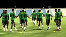 Cameroon continue preparations ahead of the African Cup of Nations