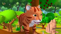 Fox And Goat English Story | Moral Stories For Kids | 3D