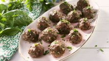 Lamb Meatballs Are Too Sophisticated For Spaghetti
