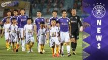 Văn Quyết trở lại, Hà Nội FC quyết tâm giành chiến thắng trước Sài Gòn FC | HANOI FC