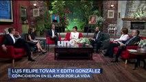 Luis Felipe Tovar nos acompaña para despedir a Edith González y revelarnos anécdotas entrañables.