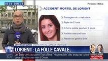 Lorient: pourquoi le récit de la passagère du chauffard ne convainc pas les enquêteurs