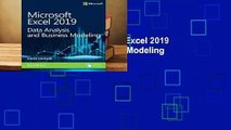 About For Books  Microsoft Excel 2019 Data Analysis and Business Modeling  Best Sellers Rank : #1