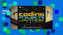 Online Coding Projects in Python  For Free