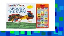 Full version  Eric Carle - Around The Farm (Apple Play a Sound Book)  Best Sellers Rank : #3