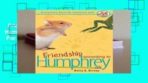 Friendship According to Humphrey (Humphrey (Quality))  For Kindle