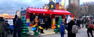 The LEGO Movie 2 - Coffee Chain Pop-Up - Official Warner Bros- UK