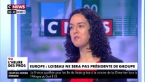 Manon Aubry : «Nathalie Loiseau est la risée d'un certain nombre d'eurodéputés»