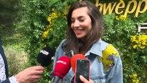 Rocío Crusset vuelve a España y habla de todo