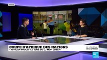 """""""African Proud"""" :  Dj Moh Green, invité du Journal de l'Afrique"""