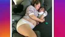Amy Schumer montre les vrais effets de l'accouchement !